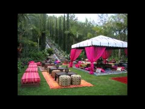 Garden Party Ideas For Adults YouTube