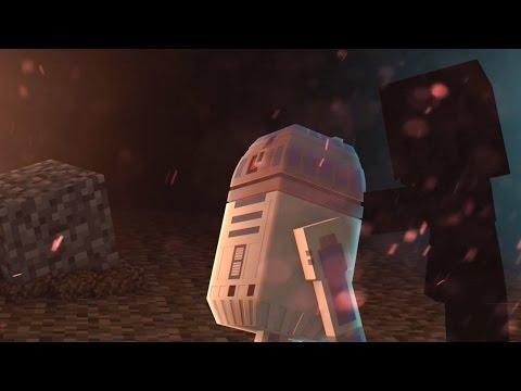 Star Wars: The Force Awakens Trailer -- Minecraft Animation Trailer