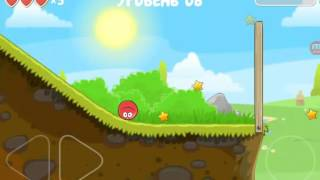 Как пройти игру red ball 4 8 уровень