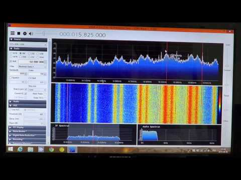 Review of the Soft66rtl2 Software defined radio 1 Mhz to 1 9 Ghz communications receiver