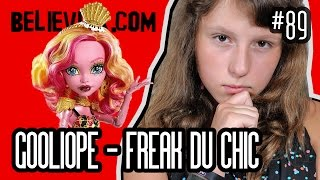 Гулиопа Джеллингтон - кукла Монстер Хай 50 см! куклы Монстер Хай Freak Du Chic Monster High