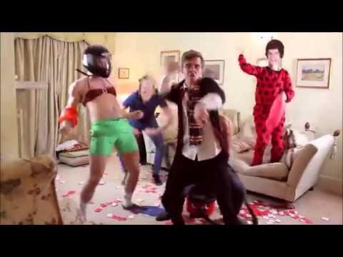 Top 5 youtubers Harlem Shake