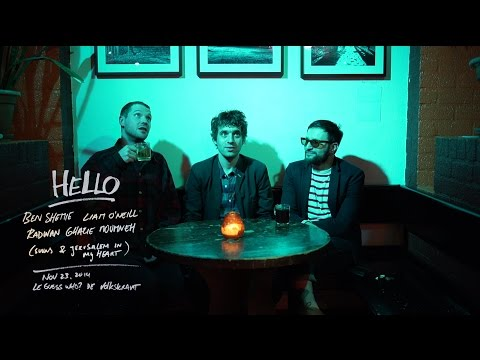 Hello: Suuns & Jerusalem In My Heart at Le Guess Who? 2014