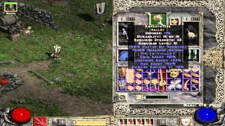 Diablo 2 Hell - Necromancer Summoner Build [Pt. 1/3]
