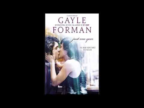 Just One Year (Just One Day #2) by Gayle Forman Audiobook