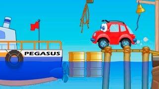 Машинка Вилли 1 часть #1 серия.Мультфильм Про Машинку Вилли.Развивающие Мультики Для Детей.