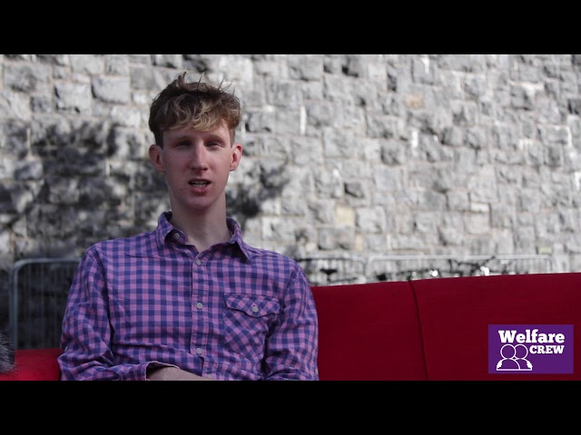 Let's talk about mental health: Welfare Crew NUIG