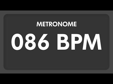 86 BPM - Metronome