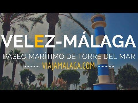 Paseo Marítimo de Torre del Mar, Velez-Málaga - Viaja Málaga