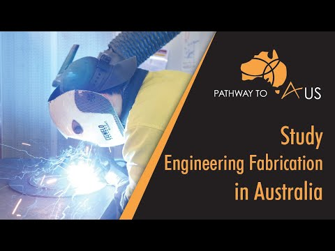 Study Engineering Fabrication In Australia