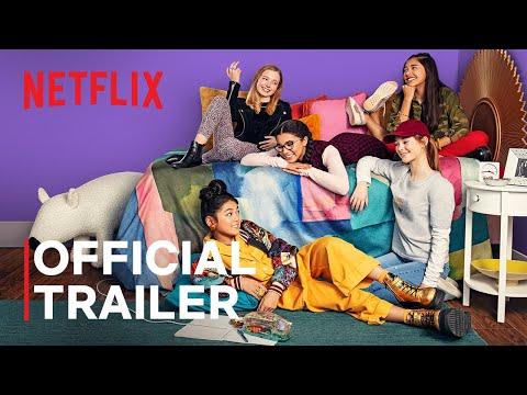 The Baby-Sitters Club Official Trailer | Netflix Futures