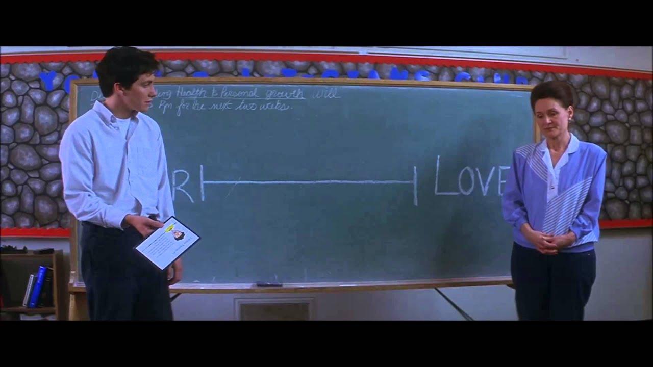 Download Donnie Darko - Fear and love classroom scene