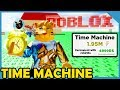 Buying the Max Power Time Machine in Roblox Building Simulator