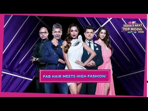 Livon Serum - Title sponsor, MTV India's Next Top Model