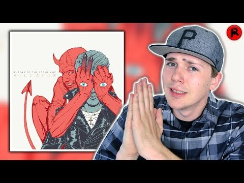 Queens of the Stone Age - Villains | Album Review