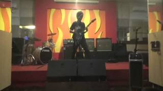 Hellvete - Within The Shadow Of The Past Live at P-Two Cafe Surabaya