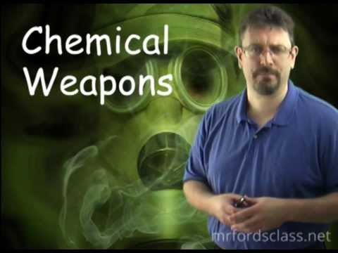 What are Chemical Weapons? (Lesson 1 Chemical Weapons)