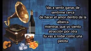 LETRA - Como Una Pelota Jhonny Rivera FT Paz Espinoza