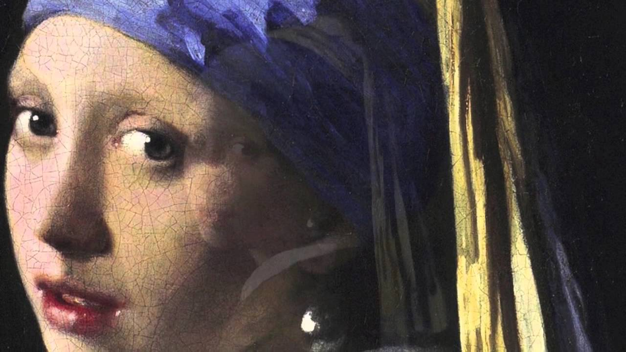 A Close Reading Of A Painting: The Girl With The Pearl Earring