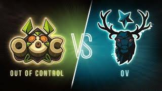 [DWS S2018] OUT OF CONTROL vs OPLON OV - Journée 11