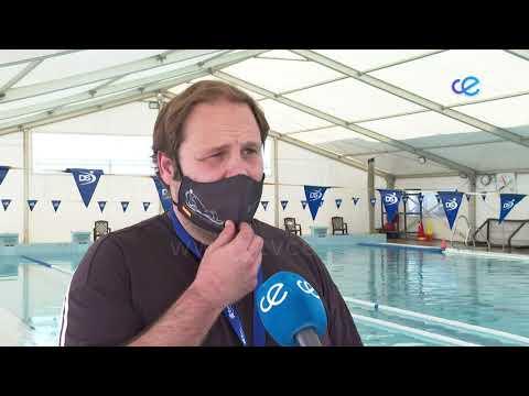 El Caballa viaja decidido a la piscina del Rubí en la ida del play off de ascenso