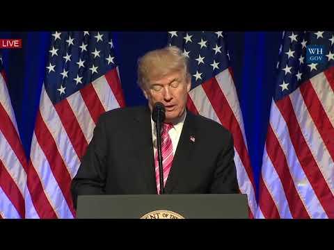 AMAZING: President Trump BEAUTIFUL Speech Opening Civil Rights Museum Mississippi 12/9/17 Jackson