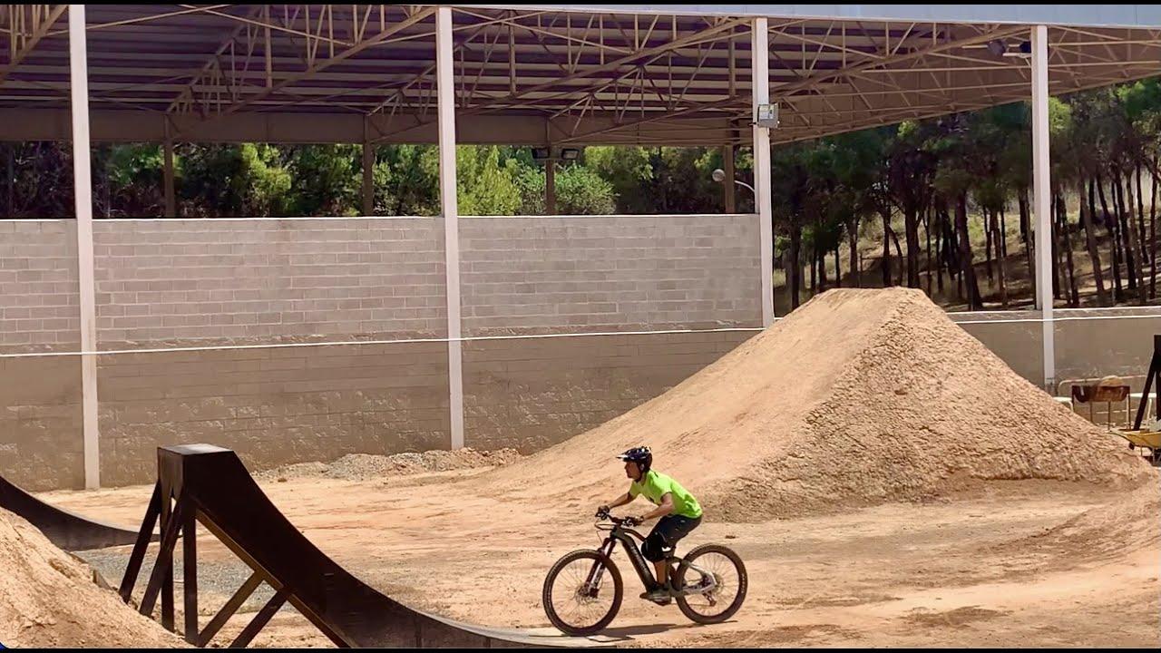 ¿Sirve una Ebike para Bikepark? Haibike / Adry Biel / Diego Solans / Vencillón / Saltos