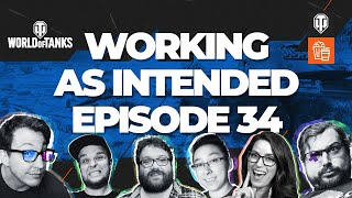 Working as Intended Ep 34 WoT Salute CANADA and a New YouTube Series?