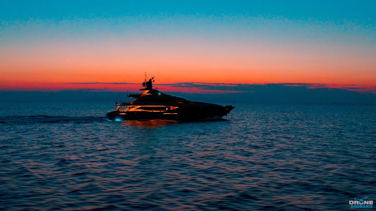 M/Y Almaha by Peri Yachts | 4K