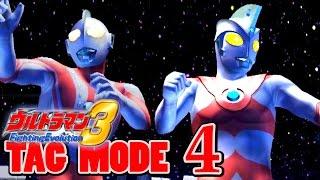 Ultraman FE3 - Tag Mode Part 4 - Ultraman Ace & Zoffy ~ 1080P …