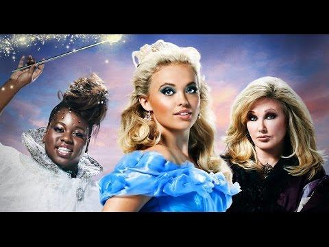 A Cinderella Christmas.Pasadena Playhouse S A Cinderella Christmas Cast Interviews