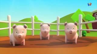 Паровозик Боб едет на ферму   Bob, Farm Song