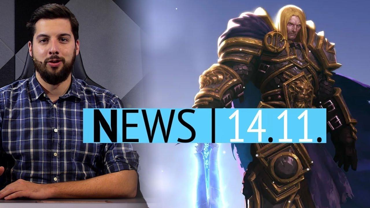 Beta für Warcraft 3 Reforged - Betrayal-Erweiterung für PoE - News