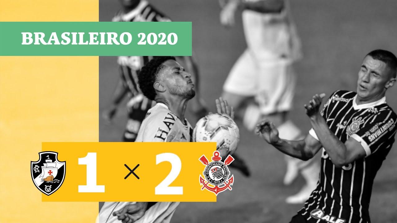 Corinthians respira e vence o Vasco. Clube cruzmaltino afunda em crise