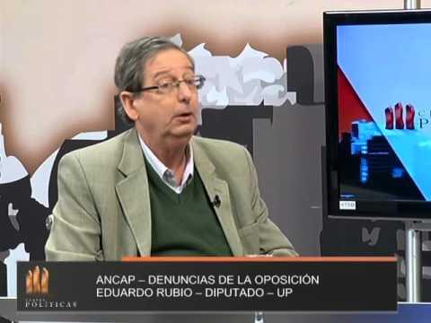 Eduardo Rubio - Sobre Sendic y su CV