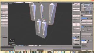 Blender Урок 3 [Анимация простейшего персонажа]