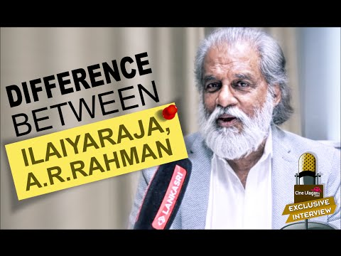 Difference between Ilaiyaraja, A.R - An Exclusive Interview With Dr K.J. Yesudas