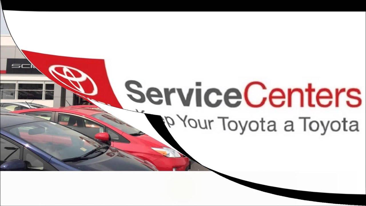 Toyota Winchester Va >> Malloy Toyota Scion Service - YouTube