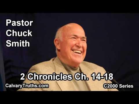 14 2 Chronicles 14-18 - Pastor Chuck Smith - C2000 Series