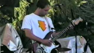 BUILT TO SPILL *LIVE @Bumbershoot Seattle Wa 1997 Joyride*Center of the Universe(Aisle 13)Time Trap