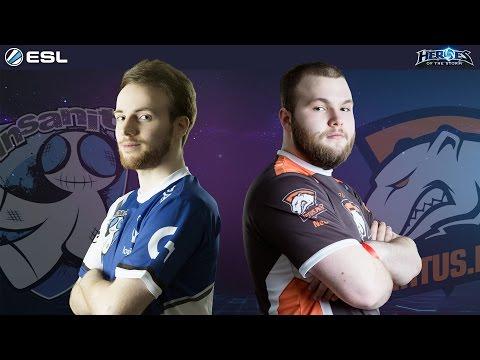 VP vs mYi - HSGC Katowice Playoffs - G1