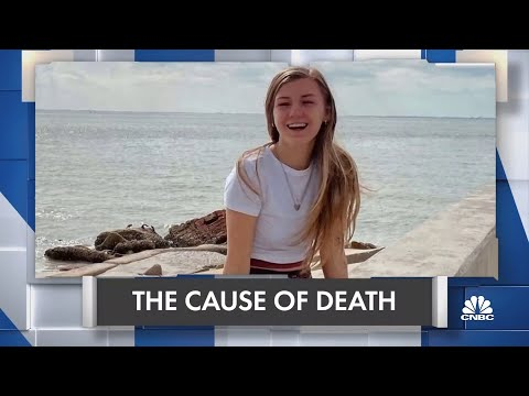 Gabby Petito died by manual strangulation, according to coroner