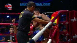 THE CHAMPION MUAY THAI - 4 Man Tournament  I April 21st, 2018