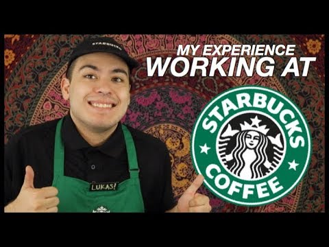WORKING AT STARBUCKS | INTERVIEW, TRAINING, + MORE!!