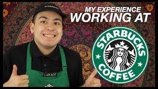 WORKING AT STARBUCKS INTERVIEW TRAINING MORE