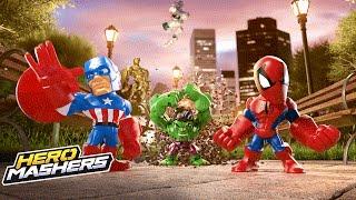 Marvel Super Hero Mashers Micro -