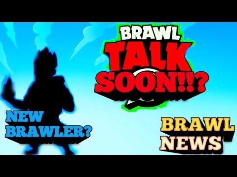 Brawl Talk Soon!?,New Brawler Brawlidays Update. Brawl News