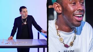 Jewelry Expert (TraxNYC CEO) Critiques Rappers Chains  Fine Points  GQ