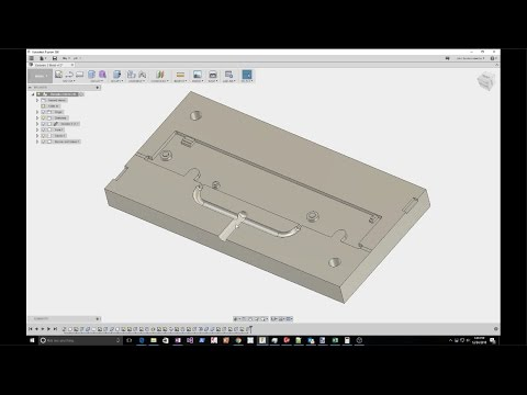 #1 - Designing an Injection Mold