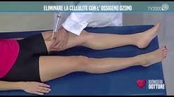 Buonasera dottore - Eliminare la cellulite con l'ossigeno azoto